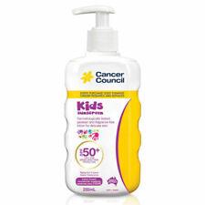 * Cancer Council Kids Sunscreen SPF50+ 200mL