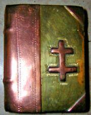 militaria croix de lorraine artisanat de tranchée poilu 1èr guerre livre briquet