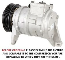 Dodge Plymouth Caravan Voyager Town Country  3.3L 3.8L 1996 - 2000 AC Compressor