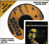 John Coltrane+Red Garland Trio - Traneing In / DCC/ GZS-1098/GOLD CD/NEW&SEALED!