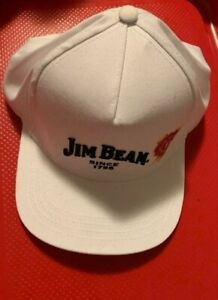 BN GORGEOUS AUTHENTIC JIM BEAM DESIGNER ADJUSTABLE CAP HAT UNISEX