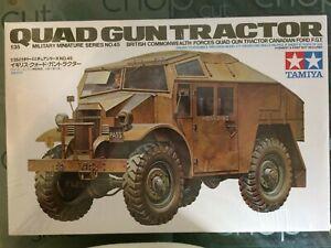 1/35 Tamiya - Quad Gun Tractor