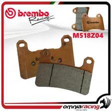 Brembo Racing Z04 M518Z04 Pastiglie Freno Pinze Kawasaki ZX 10R Ninja 2008 08>13