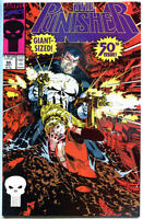 PUNISHER #50, 53 54, NM, Mike Baron, 1987, Justice, more in store, 3 issues