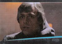 2013 STAR WARS GALACTIC FILES SERIES 2 TOPPS CARD WEAK MINDED WM-6