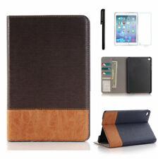 """Folio ipad Case Book Cover For Samsung Galaxy Tab A 9.7"""" T550 Bluetooth Keyboard"""