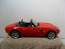 1/18 ~ LOOSE DIECAST CAR ~ WELLY ~ BMW Z8