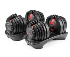 Bowflex selecttech 552 SINGLE Dumbell (1) Adjustable Brand New FREE SHIPPING