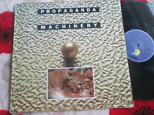 Propaganda ‎– p: Machinery (Polish) Island Records ‎– 602 014-213 Vinyl Record