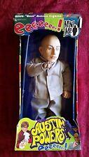 "Austin Powers Mini Me 18"" Doll In Original Box McFarlane Toys 1999"