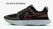 "Nike React Infinity Run Flyknit 2 ""Ridge"" Men's Trainers Limited Stock All Sizes"