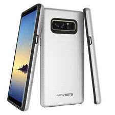 Newsets Samsung Galaxy Note 8 [TRIANGLE] Shockproof TPU Bumper Case Cover