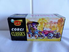 EARLY CORGI/PLAYCRAFT TOYS, 1910 RENAULT CABRIO,  BOXED &  LEAFLET, CODE # 9032