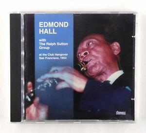 Edmond Hall - Ralph Sutton Group - At The Club Hangover - CD - STCD 6052