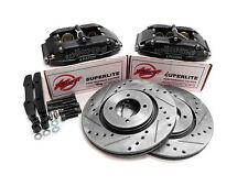 Wilwood For Ford Sierra Cosworth 2WD Group A Brake Kit Superlite Billet 6-Pot BK