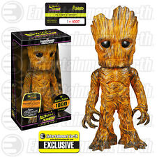 Guardians of the Galaxy Planet X Groot Premium Hikari Sofubi Vinyl Figure  *New*