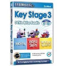 BRAINTASTIC V2 3 Titles Value Bundle (maths Four/word Skills Three/reading Succe