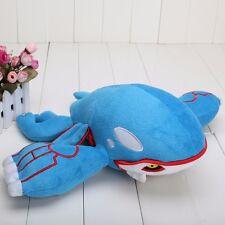 35cm Pokemon Kyogre Plush Doll Pocket Monster Stuffed Animal Toy Kids Gift