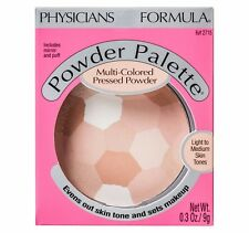 Physicians Formula Powder Palette Multi-Colored Pressed Powder, Buff #2715