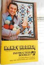 Vintage Handy Hooker~Speed Punch Tool~New in Box~Make Hook Rugs-Pillows-Bags