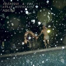 """FRANCOIS & L'ATLANTE PISCINE UK Vinile 7"""" SIGILLATO/NUOVO"""