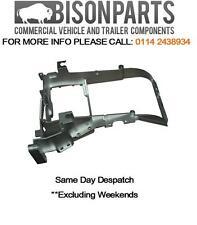 Fits DAF CF (2001 - 2013) Headlight Metal Bracket Passenger Side LH Daf006