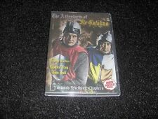 THE ADVENTURES OF SIR GALAHAD CLIFFHANGER SERIAL 15 CHAPTERS 2 DVDS