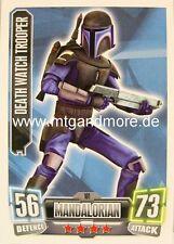Death Watch Trooper #101 - Force Attax Serie 2