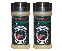 Jalapeño Powder Chili Pepper Spice Gift Amigo Chili Powder 2 Spices x 1.5 oz
