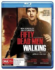 Fifty Dead Men Walking (Blu-ray, 2010)
