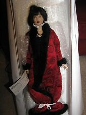 "Robert Tonner 19"" American Model Natasha Doll"