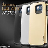 Galaxy Note 5 Case, Evocel Dual Layer Armor Hybrid Protector Case (SM-N920)