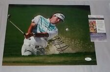 BUBBA WATSON Signed 11x14 Color Photo JSA