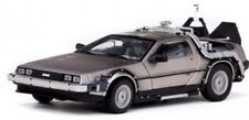 1:18 Back To The Future Part II DeLorean - 2710 - SUN STAR DIECAST - BRAND NEW