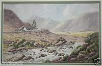 Irish Art MOURNE MOUNTAINS, N. IRELAND Original Painting by Artist URSULA SPRY