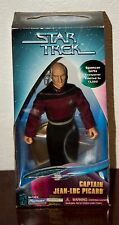 1997 STAR TREK CAPTAIN JEAN-LUC PICARD ACTION FIGURE MIB SPENCER GIFTS 15,000 LE