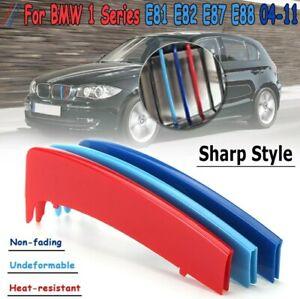 Grille Clips Calandre BMW Motorsport Pack M Serie 1 E81 E82 E87 E88 2004 2011