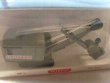 WIKING HO 1/87 MENCK-Bagger Excavator (HEITKAMP) Brand New.
