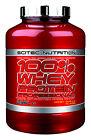 Scitec Nutrition 100% Whey Protein Prof. 2350g aus Molkenprotein + Isolate