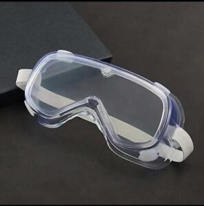 Occhiali trasparenti protettivi con dpi protezione individuale cat.1