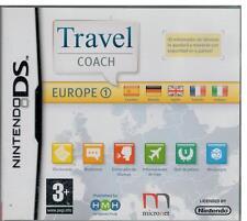 Travel Coach - Europe  (Nintendo DS Nuevo)