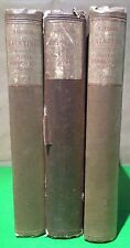 Three Handbook of Painting Dr Waagen 1860 (vols 1&2) and  Vol 2 Eastlake 1855