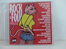 CD Sampler Rock & Folk 28 YEAH YEAHS SSM FOGERTY DEAD WEATHER YOKO ONO WILCO