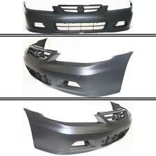 New HO1000195 Front Bumper Cover for Honda Accord 2001-2002