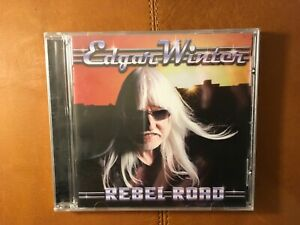 EDGAR WINTER.       REBEL ROAD.        COMPACT DISC