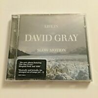David Gray Life In Slow Motion (CD, 2005) Brand New Factory Sealed