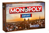Monopoly Erfurt City Edition Party Game Board Game Game Thüringen