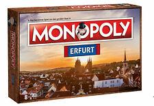 Monopoly Erfurt Stadt Cityedition Gesellschaftsspiel Brettspiel Spiel Thüringen