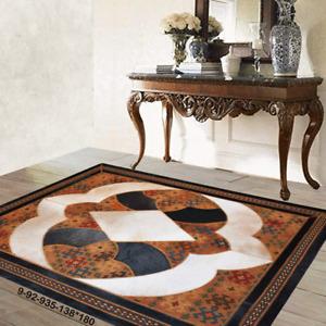 New floor rugs cowhide kilim rugs carpet patchwork Bohemian rugs online AU 9-92