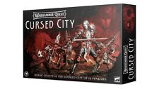 Warhammer Quest Cursed City incomplete missing the witch hunter